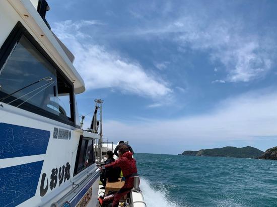 鹿児島でダイビング