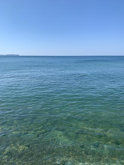 Gopro10で水中撮影