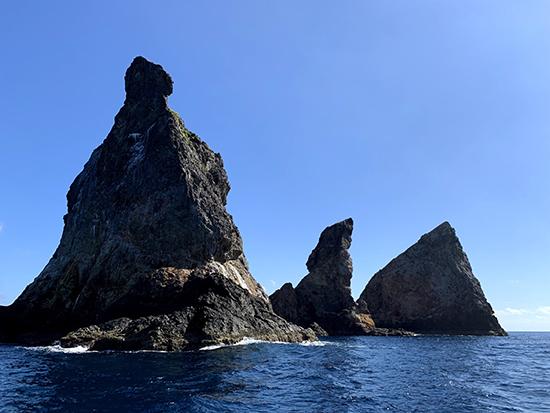 薩摩硫黄島でダイビング